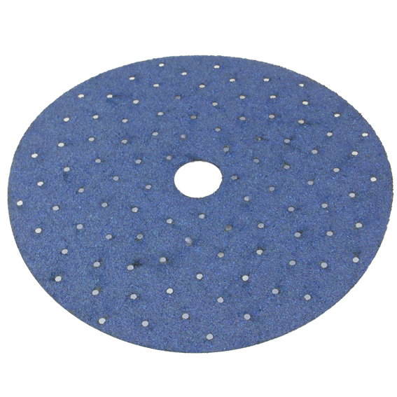 Norton 5 P60 Grit ProSand Multi-Air Cyclonic Abrasive Discs, 50 ct