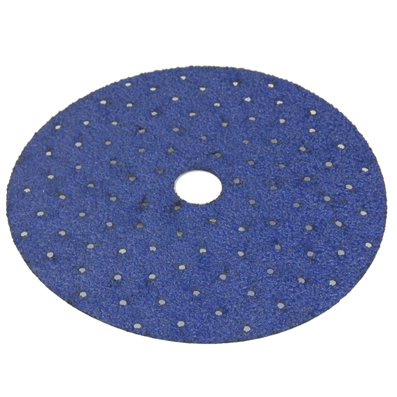 Norton 5 P40 Grit ProSand Multi-Air Cyclonic Abrasive Discs, 50 ct