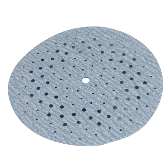 Norton 5 P180 Grit ProSand Multi-Air Cyclonic Abrasive Discs, 50 ct