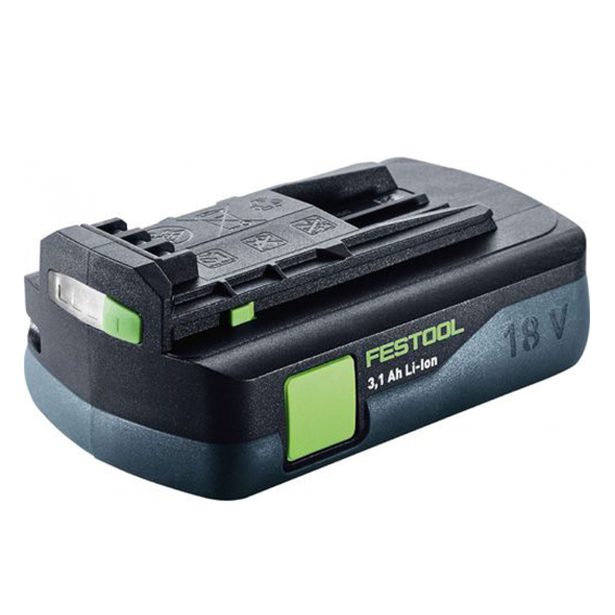 Festool 201790 BP 18 Li 3.1 C Airstream Battery