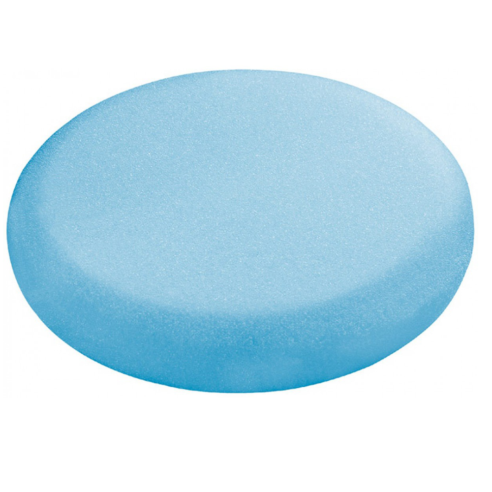 Festool 202001 D80 Blue Medium-Fine Polishing Sponges, 5 ct