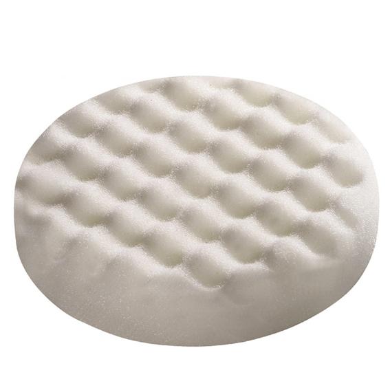Festool 202012 D125 White Fine Waffle Polishing Sponges, 5 ct