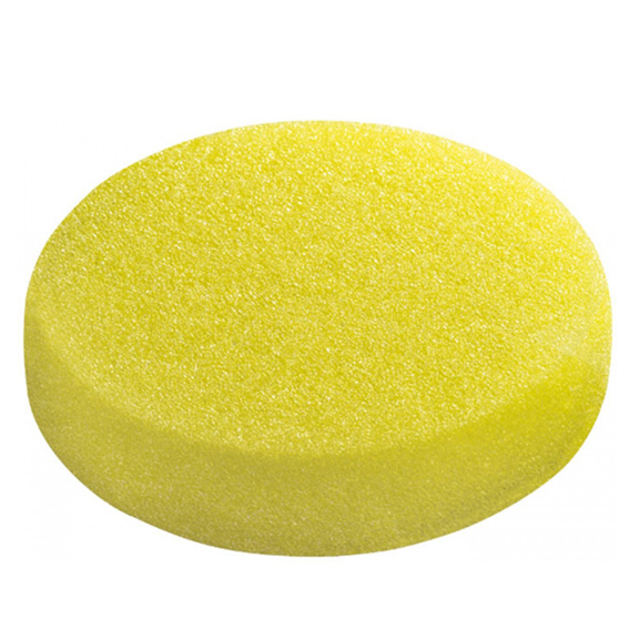 Festool 201992 D180 Yellow Coarse Polishing Sponges - 5 Pk