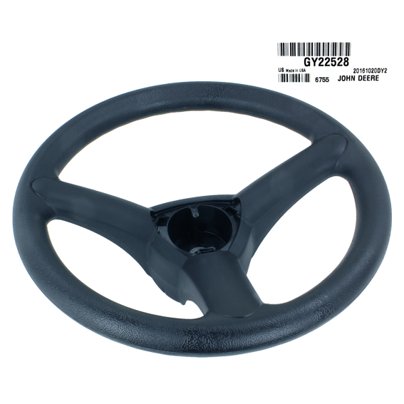 John Deere #GY22528 Steering Wheel