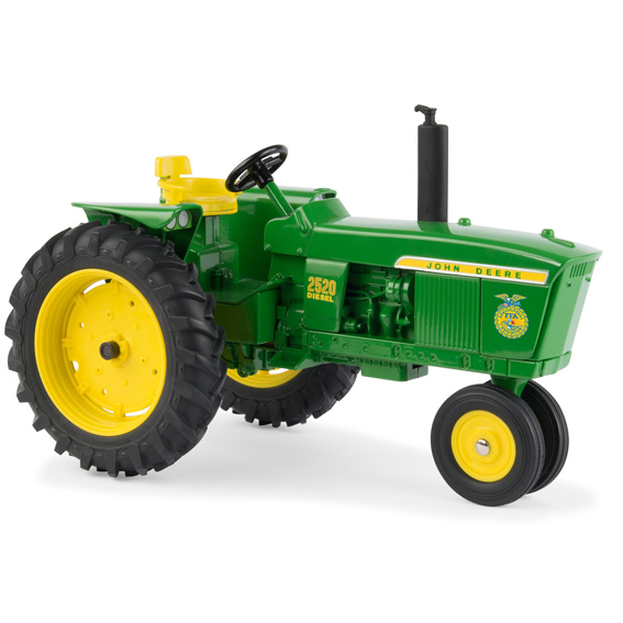 Ertl John Deere 1:16 Scale Model 2520 National FFA Tractor