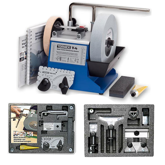 TORMEK T-4 SHARPENING SYSTEM #TBT401 HAND TOOL KIT PACKAGE
