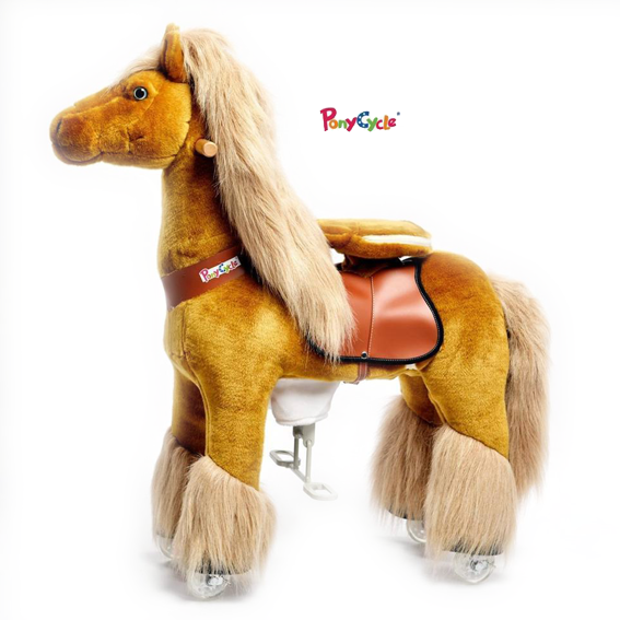 PonyCycle - Medium Golden Brown