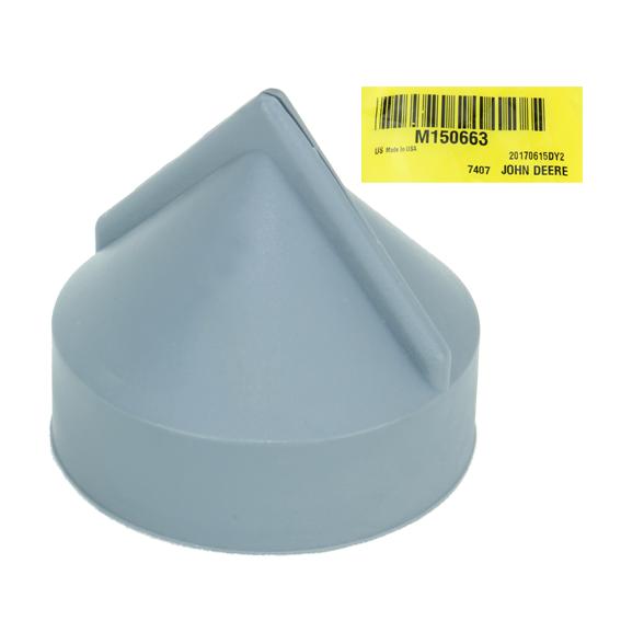 John Deere #M150663 Air Cleaner Cap