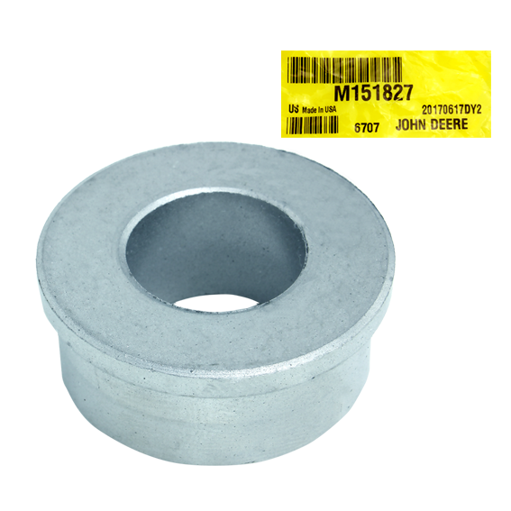 John Deere #M151827 Steering Shaft Bushing