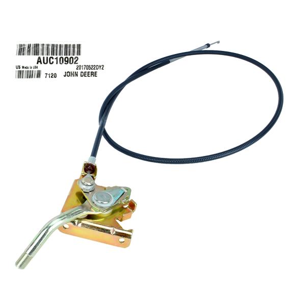 John Deere #AUC10902 Throttle Cable