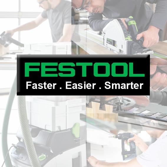 Festool 492953 125mm Brilliant P120 Disc Abrasive, 5 ct