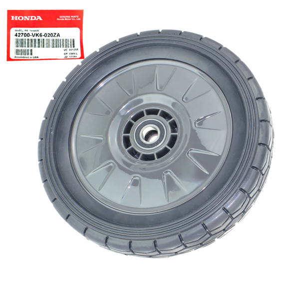 Honda #42700-VK6-020ZA Rear Right Wheels, 2 Pack