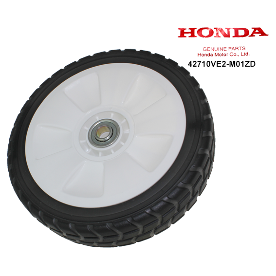 Honda #42710-VE2-M01ZD Rear Right Wheels, 2 Pack