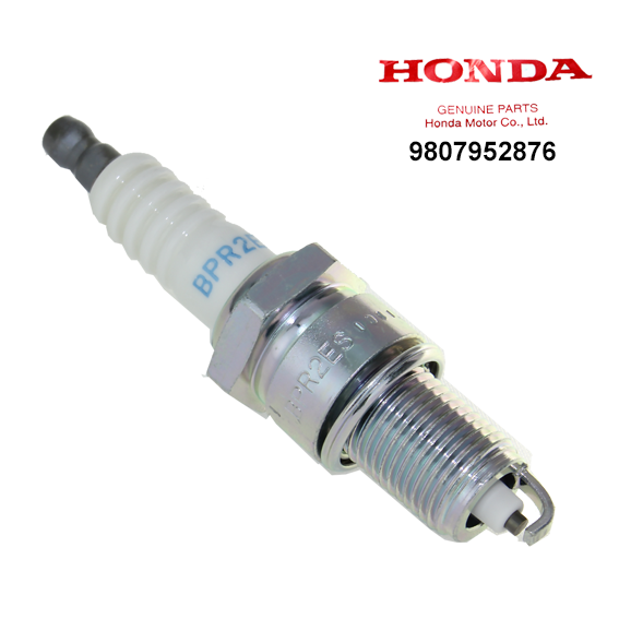Honda #98079-52876 Spark Plugs, 2 Pack