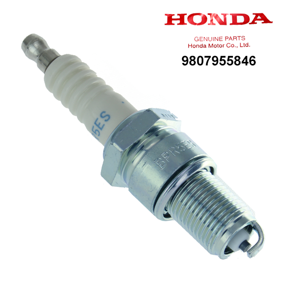 Honda #98079-55846 Spark Plugs, 2 Pack