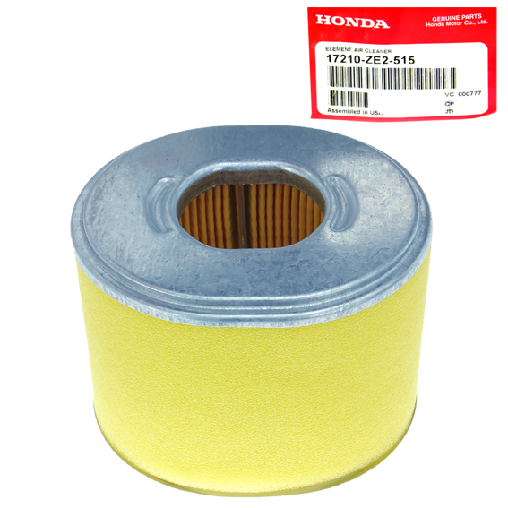 HONDA #17210-ZE2-515 AIR CLEANER ELEMENT