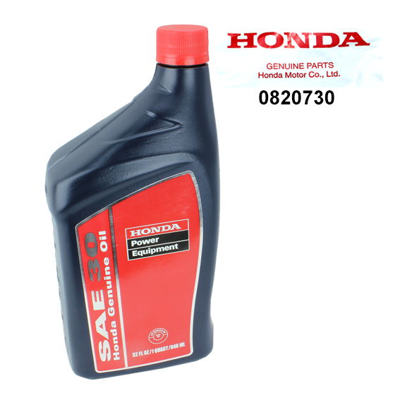 Honda #08207-30 Motor Oil, Quart