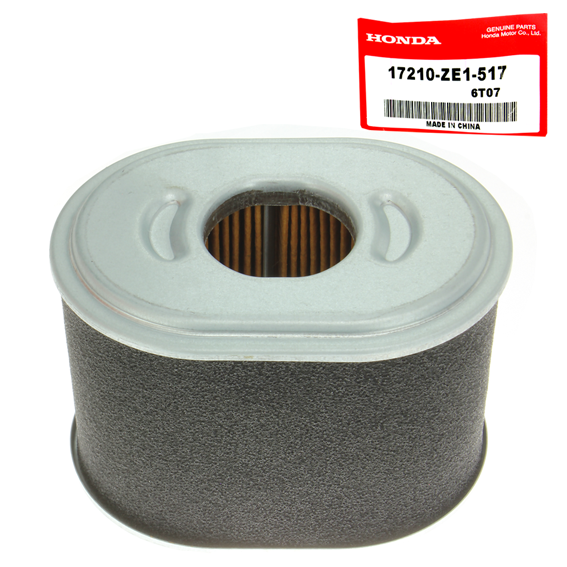 Honda #17210-ZE1-517 Air Filter Element