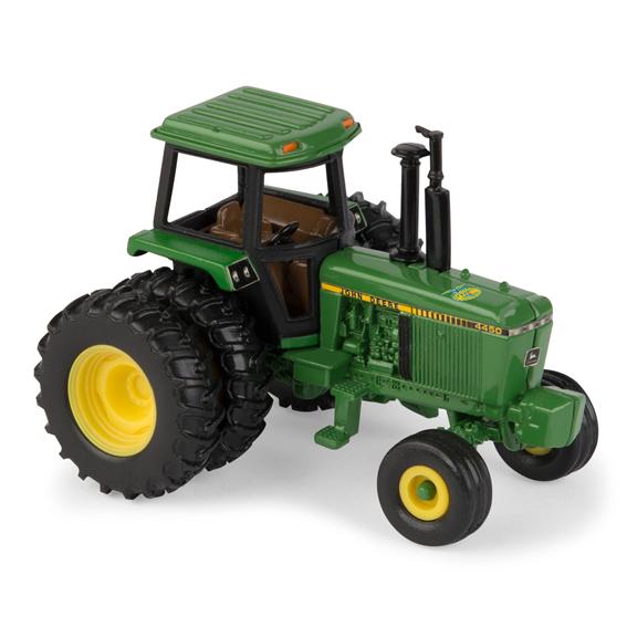 Ertl John Deere 1:64 Scale Model 4450 Tractor With FFA Logo