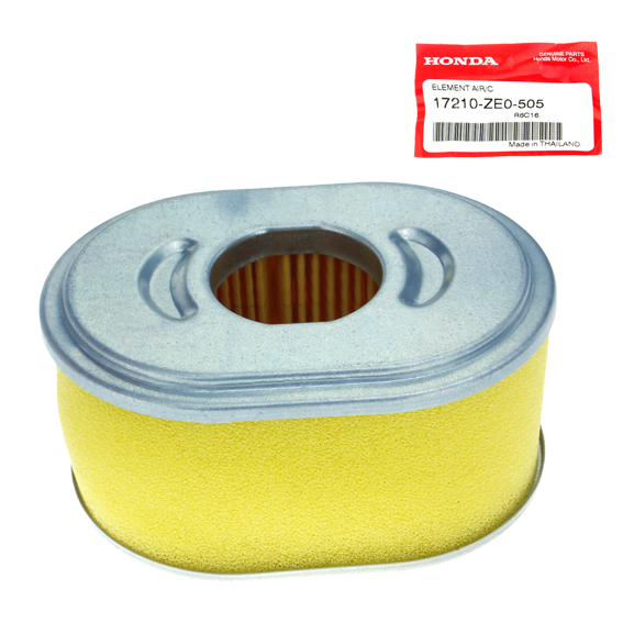 HONDA #17210-ZE0-505 AIR FILTER ELEMENT