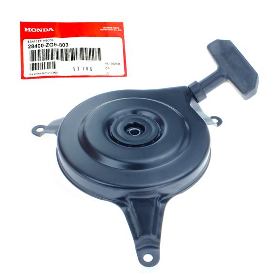 Honda #28400-ZG9-803 Recoil Starter Assembly