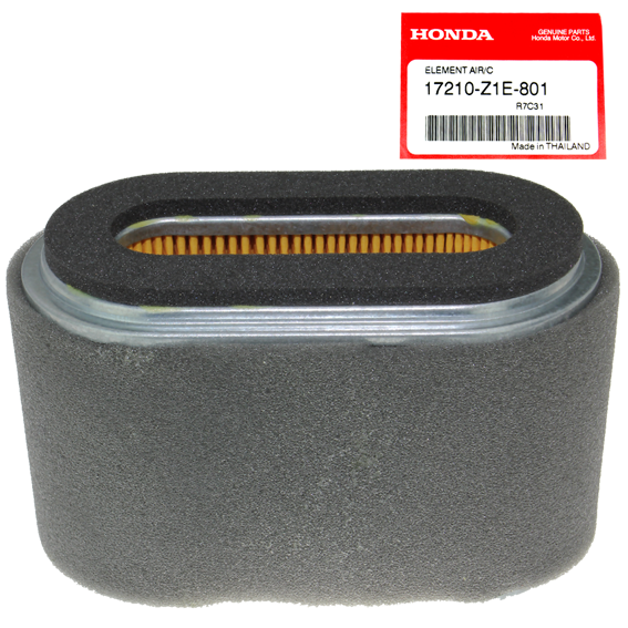 HONDA #17210-Z1E-801 AIR FILTER ELEMENT