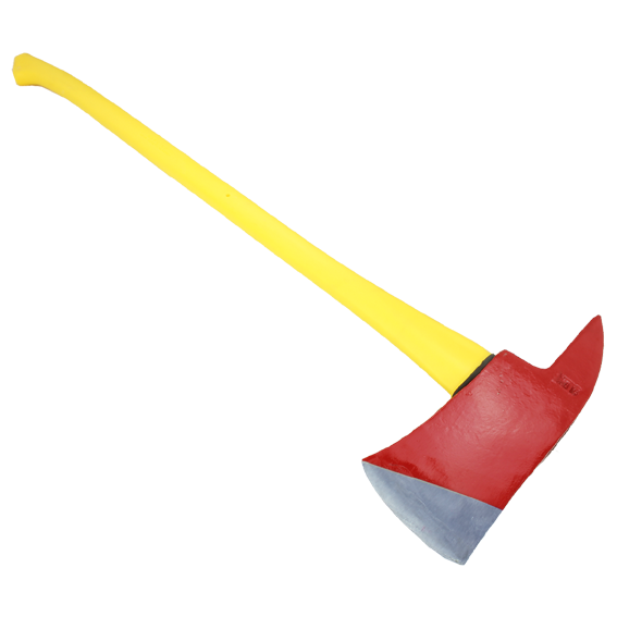 Council Tool Pickhead Axe w/34-1/2 Fiberglass Handle