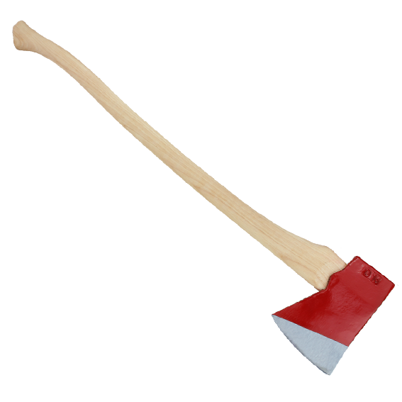 Council Tool Curved Handle Jersey Axe - 36 Handle
