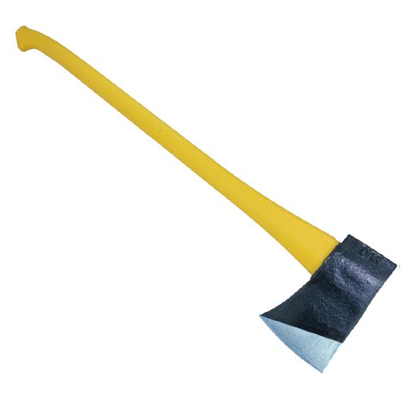 Council Tool Dayton Single Bit Axe w/36 Fiberglass Handle