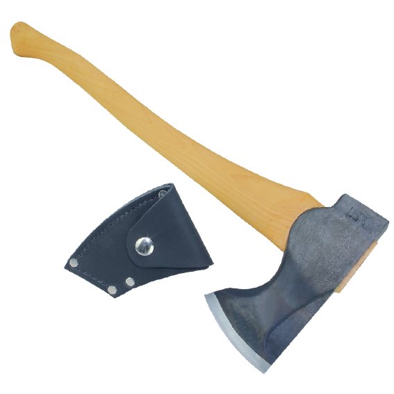 Council Tool Wood-Craft Pack Axe - 24 Inch Handle