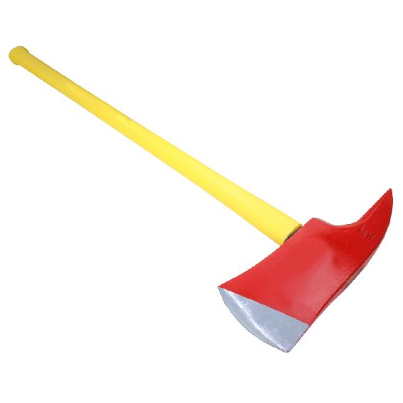 Council Tool Pickhead Fireman's Axe w/36 Fiberglass Handle
