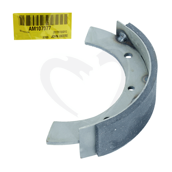 John Deere #AM107077 Brake Shoe
