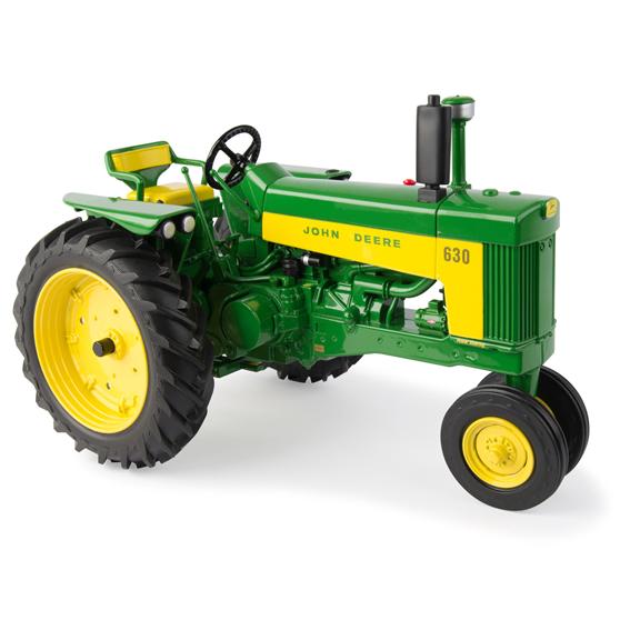 Ertl Prestige Series John Deere 1:16 Scale Model 630 Tractor