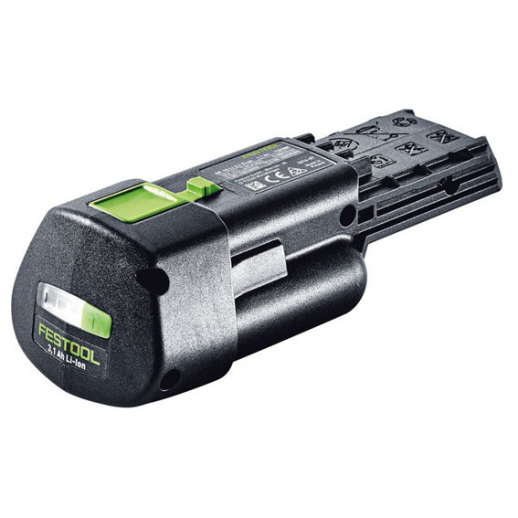 Festool 202500 Battery Pack BP 18V Li 3.1 Ah ERGO