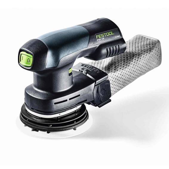 Festool 575384 ETSC 125 18V LI 3 1Ah Cordless Eccentric Sander Basic