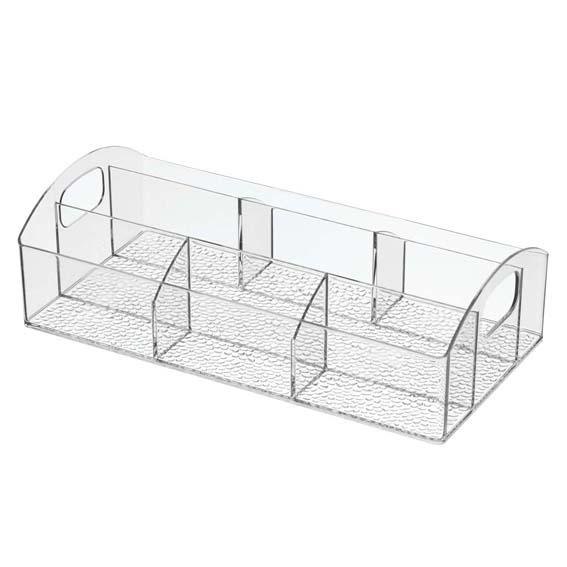 Interdesign 43230 Med+ Medicine Cabinet Organizer