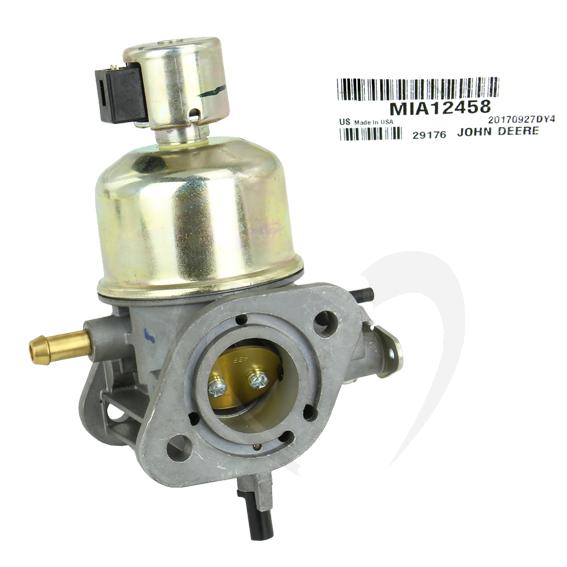 John Deere #MIA12458 Carburetor