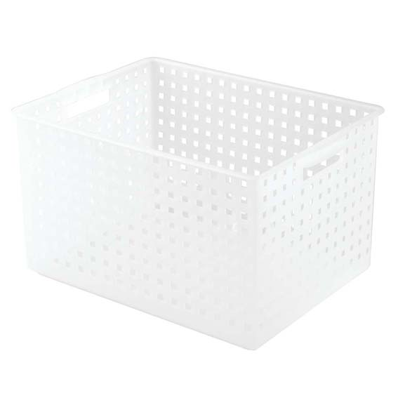 INTERDESIGN 47000 X/8 MODULON STACKABLE STORAGE BASKET