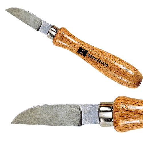 MHG ROUND NECK STRAIGHT CARVING KNIFE