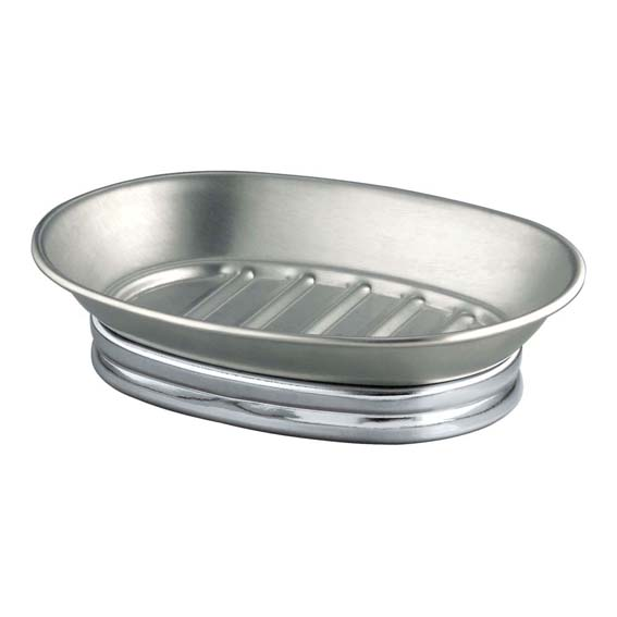 INTERDESIGN 76050 YORK SOAP DISH