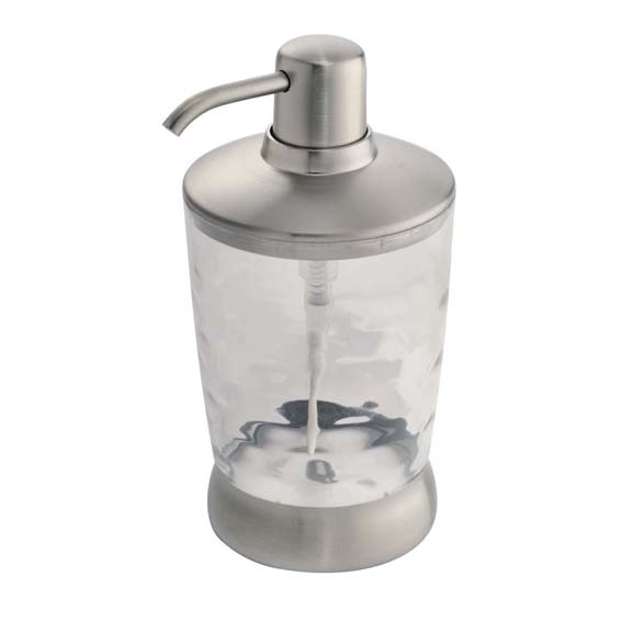 Interdesign 23370 Gina Pump Soap Dispenser