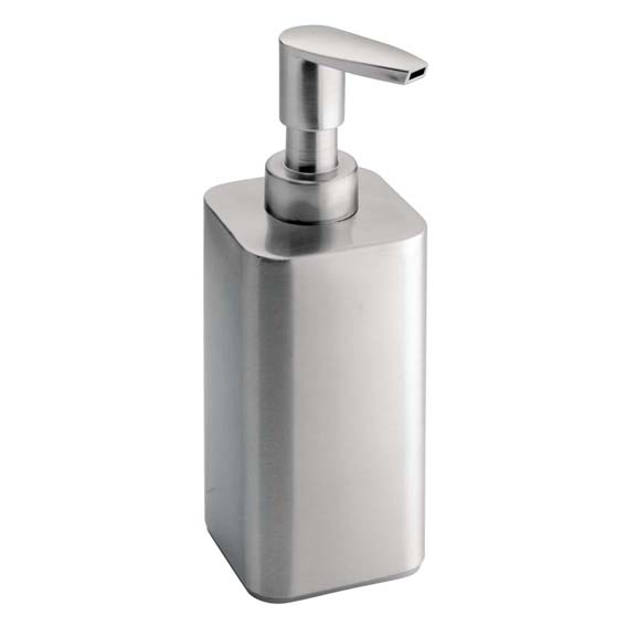 INTERDESIGN 16480 GIA STAINLESS STEEL SOAP PUMP
