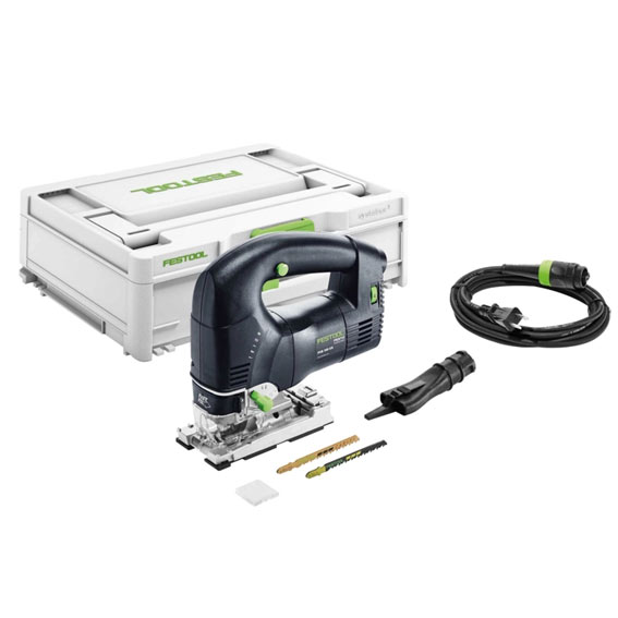 Festool 576049 Trion PSB 300 EQ  D-Handle Jigsaw