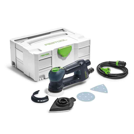 Festool 571823 Rotex RO 90 FEQ Multi-Mode Sander, Display