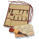 Flexcut #SK107 11 Pc. Craft Carver Set