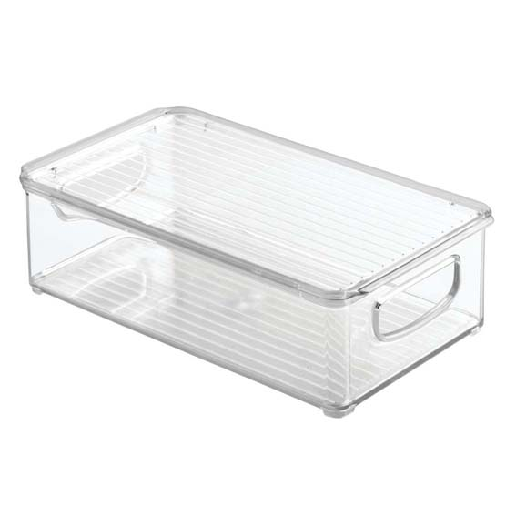 INTERDESIGN 64330 KITCHEN BINZ 10 INCH X 6 INCH X 3 INCH BIN