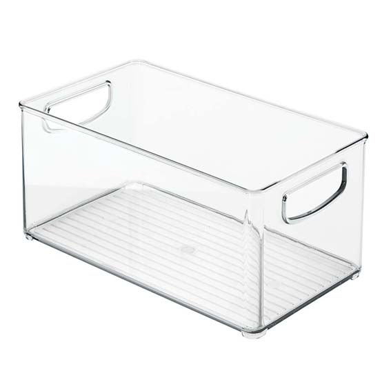 Interdesign 64530 10x6x5 Kitchen Binz Bin