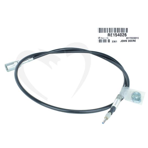 John Deere #RE154026 Loader Joystick Control Cable