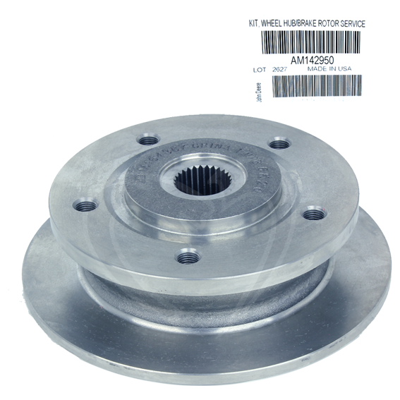 John Deere #AM142950 Front Hub Kit