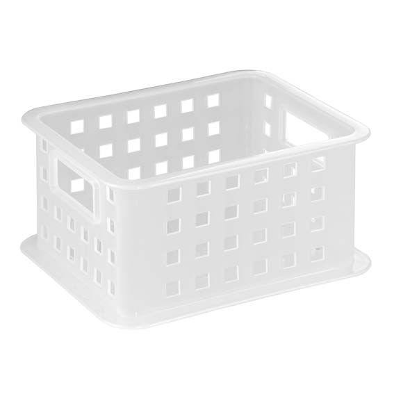 Interdesign 88101 Spa Small Stacking Basket